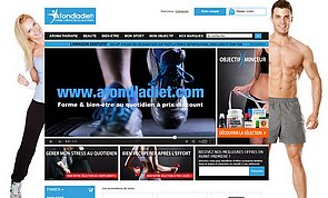 Site e-commerce afondladiet.com